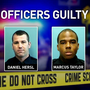 Jury finds 2 Baltimore officers guilty in fed. racketeering trial
