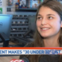 Forbes places Boca teen on their '30 under 30' list
