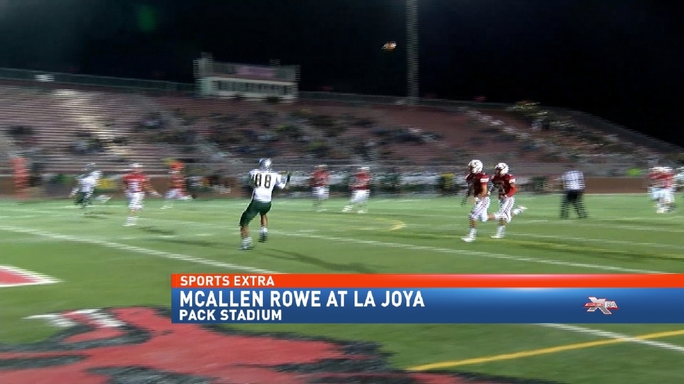 McAllen Rowe Seals Trip To Postseason With Road Victory