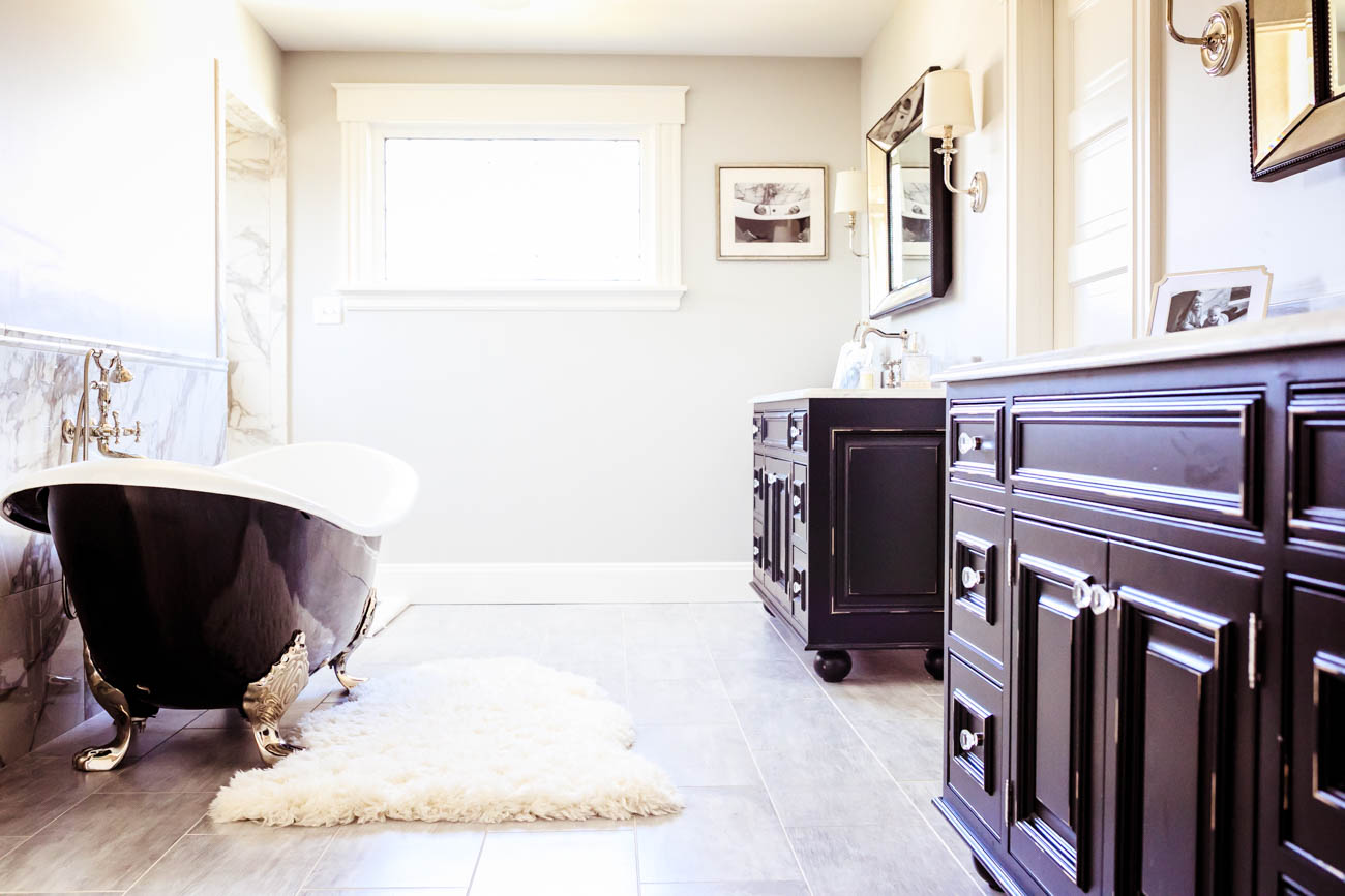 Master bathroom / Image: Amy Elisabeth Spasoff // Published: 3.13.18