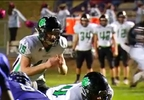 Mountain Heritage quarterback, Trey Robinson leads Cougars to 34-7 win vs. Mitchell (WLOS Staff)  .jpg