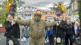 PHOTOS | Burryman's Parade in Scotland