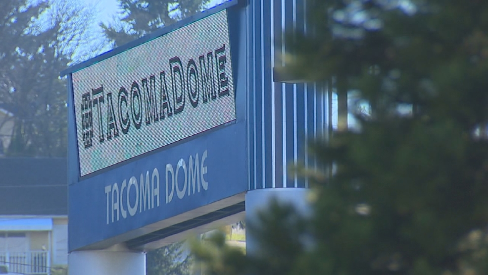 Tacoma Dome to use metal detectors