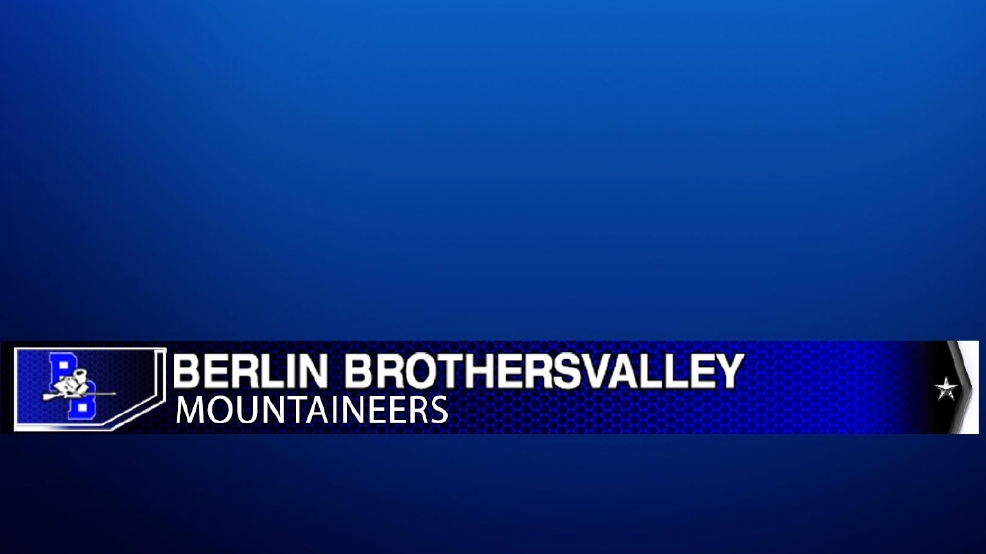 Berlin Brothersvalley Mountaineers 2016 Football Schedule