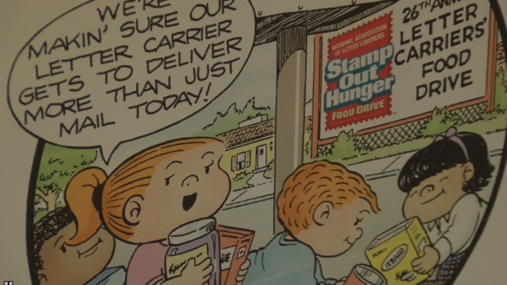 the 26th annual letter carriers food drive takes place on saturday kepr