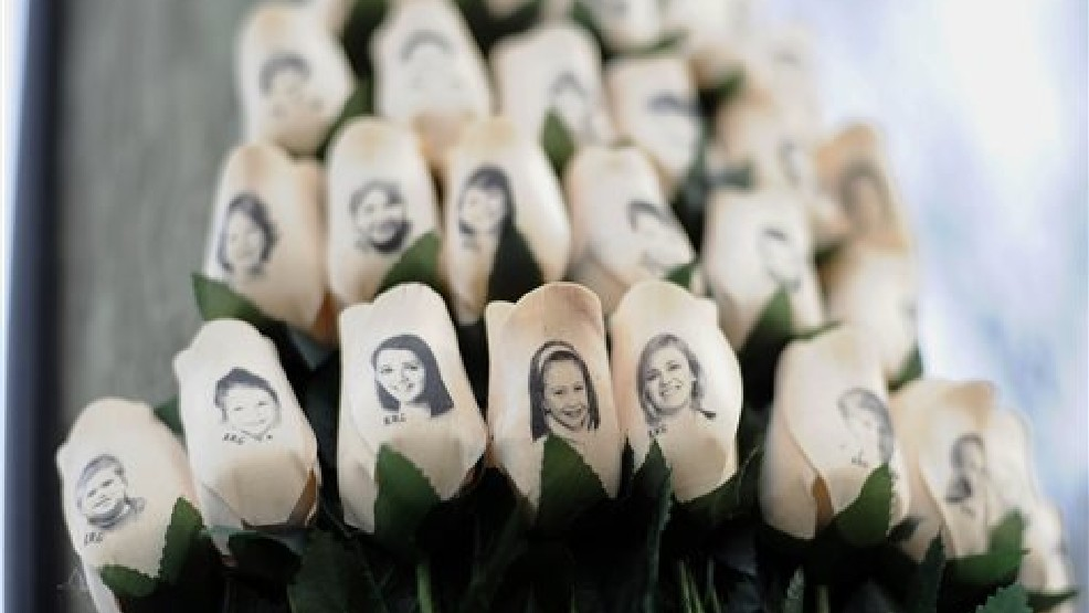 In 2016, the community of Newtown, Connecticut held a somber remembrance in honor of the 26 victims of the Sandy Hook massacre on December 14, 2012. (CNN Newsource)<p></p>