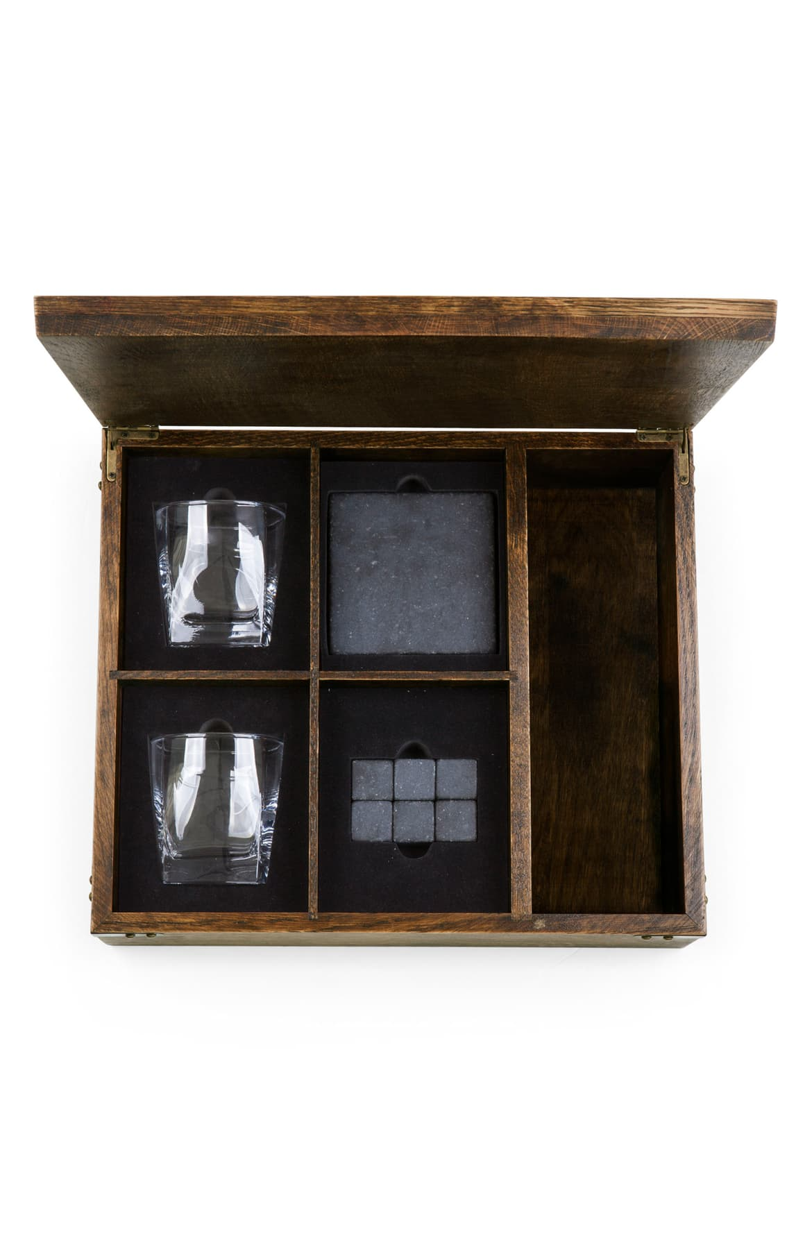 Perfect for the man cave, we love this 11-Piece Whiskey Box Gift Set for $155.95. This complete whiskey set makes a handsome addition to any home bar and includes all the essentials for enjoying your favorite whiskey in style. (Image: Nordstrom)