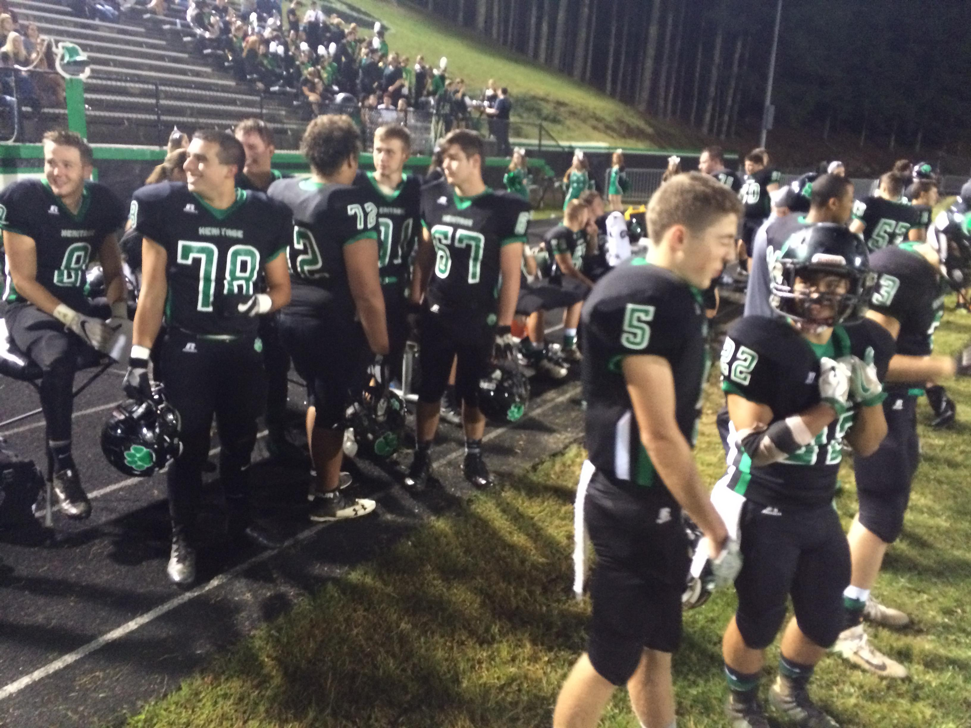 Hayesville VS. Mountain Heritage, 09-15-17