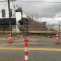 Building collapse in Russellville closes SR 125