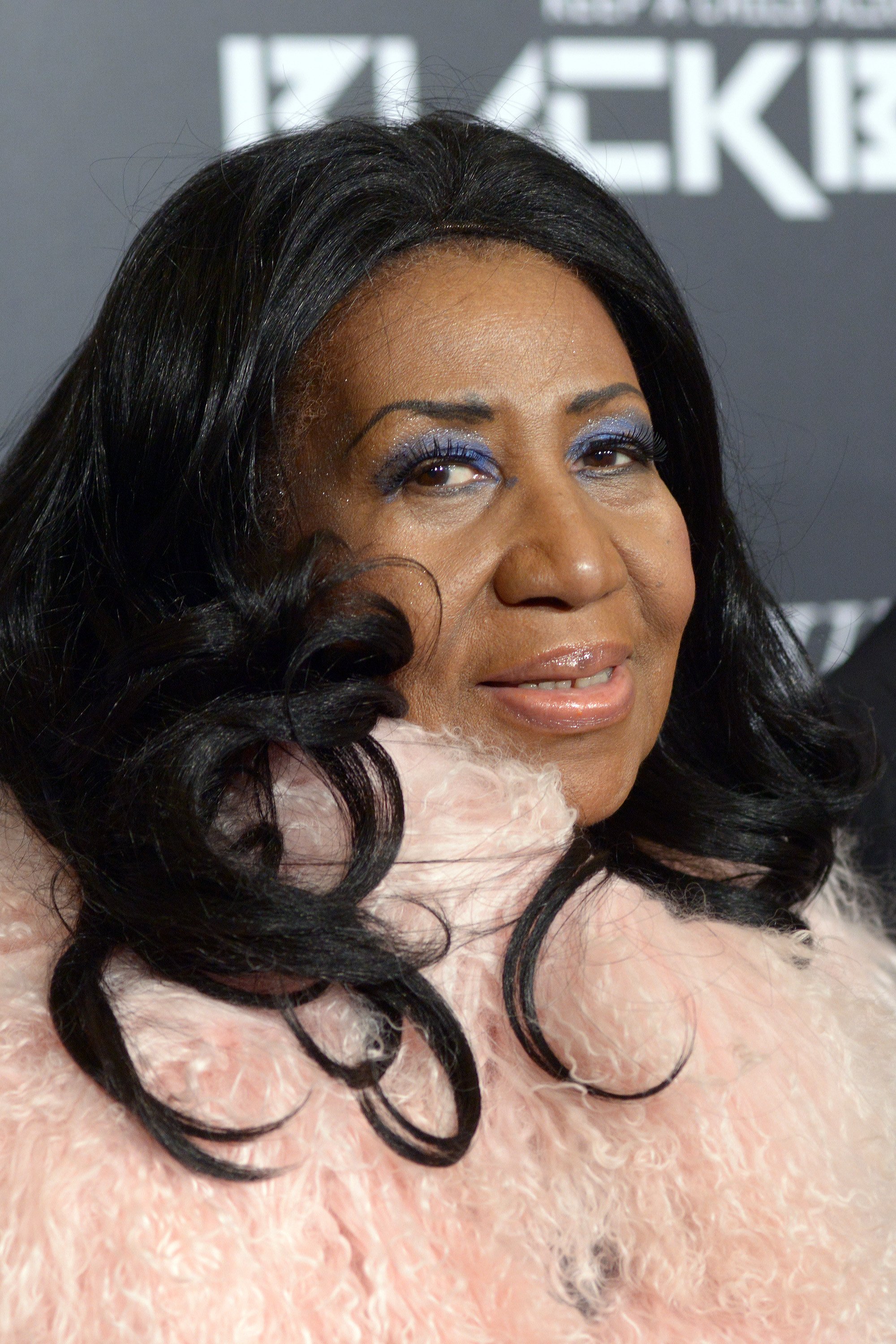 Keep A Child Alive's 11th Annual Black Ball at Hammerstein Ballroom - ArrivalsFeaturing: Aretha FranklinWhere: New York City, New York, United StatesWhen: 30 Oct 2014Credit: Ivan Nikolov/WENN.com