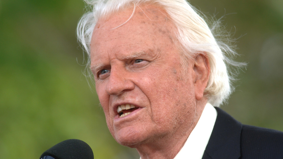 Condolence book remembering Billy Graham set in old Capitol