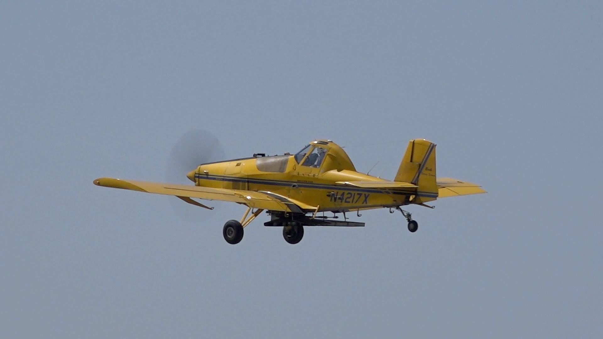 The Bay County Mosquito Control has begun aerial spraying operations. (Photo: Bay County Facebook Page)