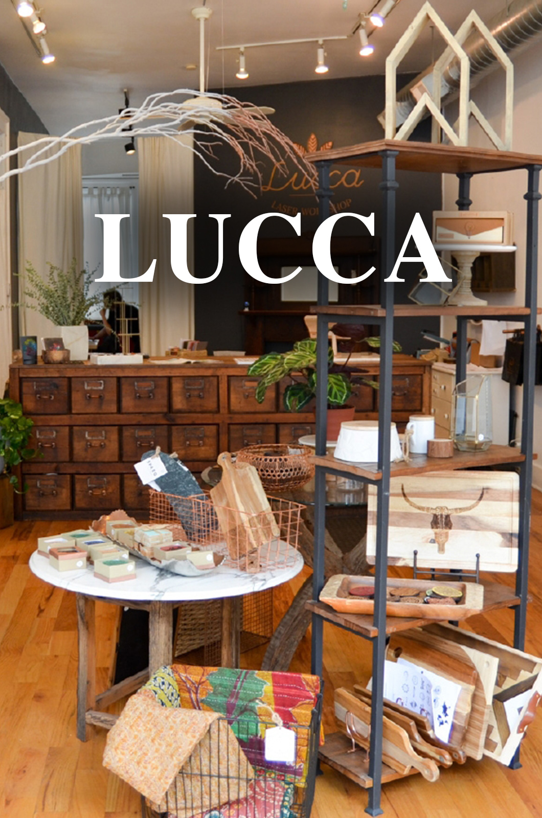 Lucca at{ }126 W Elder Street, Cincinnati, OH (45202) / Image: Brevin Couch // Published: 11.26.19