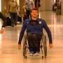 Hometown hero, Paralympic Gold Medalist, returns from Rio