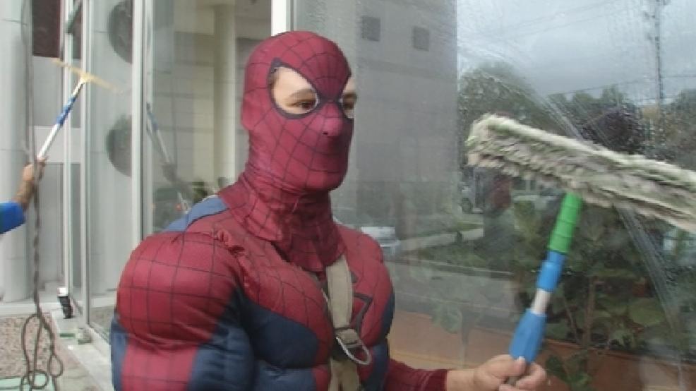 Spider costume porn