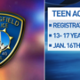 Springfield Police Department's Teen Academy now Open