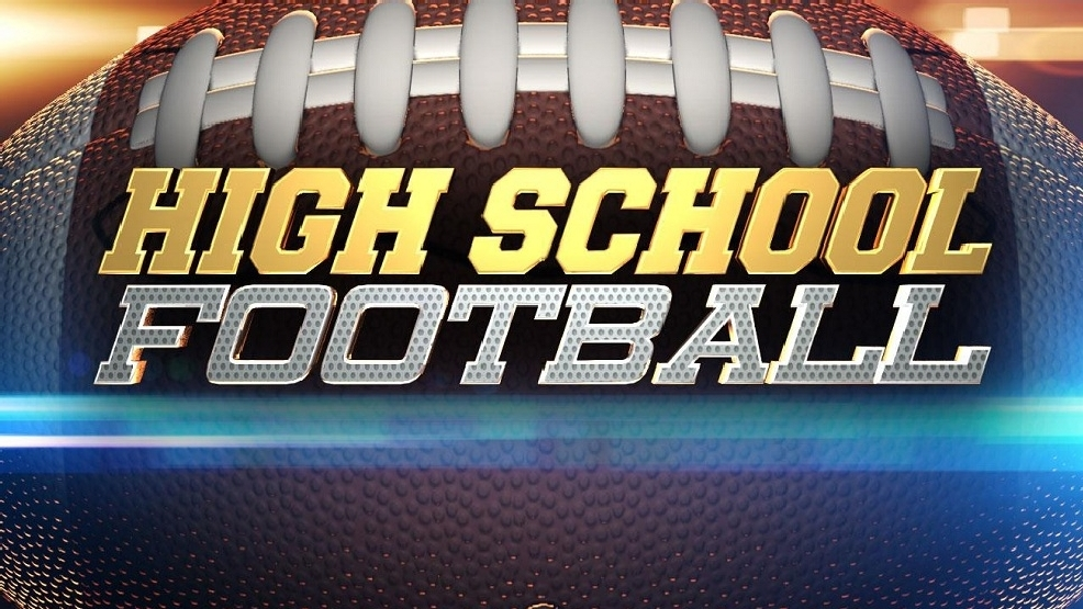 Week 10: High School Football Schedules and Scores
