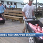 Anglers, local officials thrilled after State passes expanded snapper fishing season