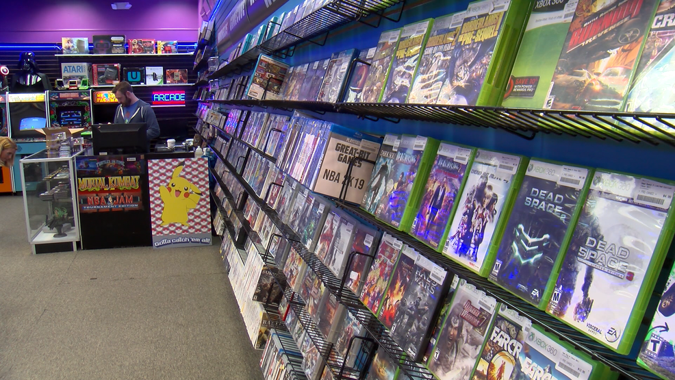 Colonie Center store is a gamer's paradise of nostalgia | WRGB
