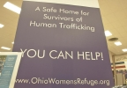 Michele-Human trafficking survivor sign.jpg