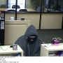 North Syracuse bank robbery suspect on the run
