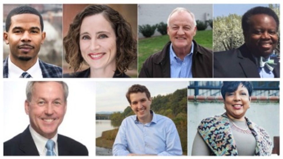 Election Day Tuesday, 7 candidates running for 3 City ...