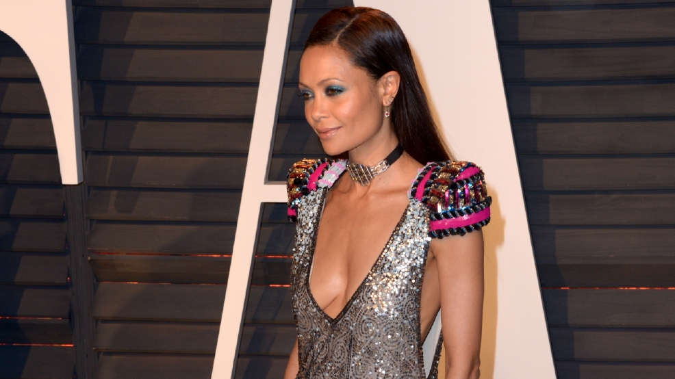 Thandie Newton warned speaking about sexual assault could hurt career