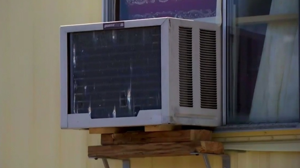 Mobile Home Park Resident Asked To Remove Window Ac Unit