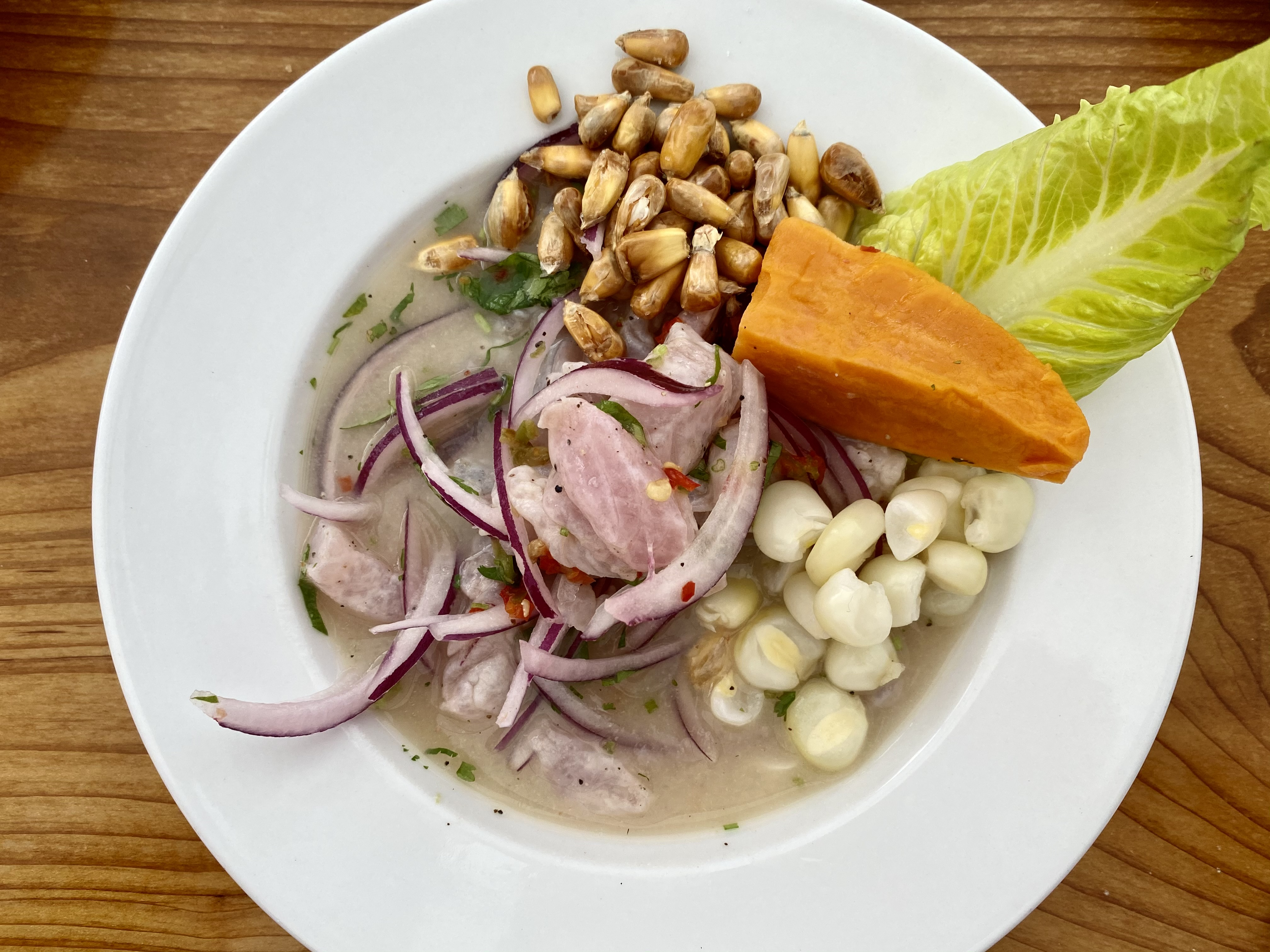 Ceviche (Image: Karen Rose / Seattle Refined)