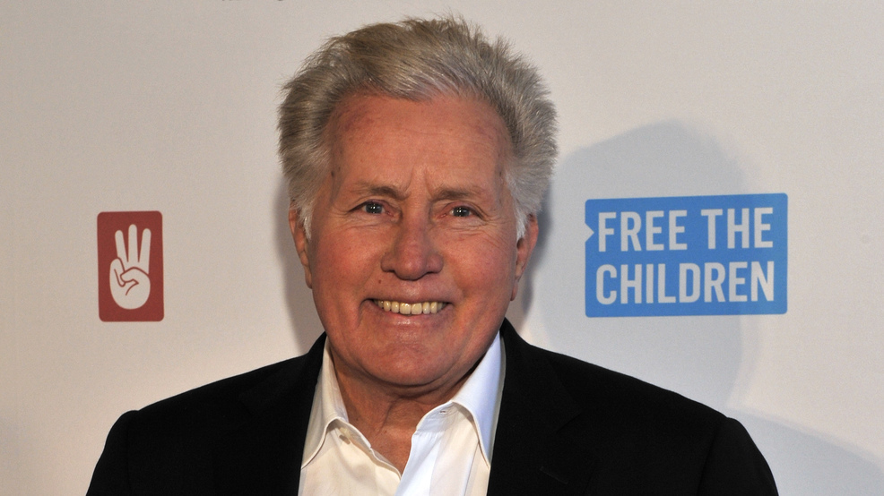 Martin Sheen found after Charlie's social media plea for help