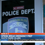 Spring break safety discussed at multi-agency meeting