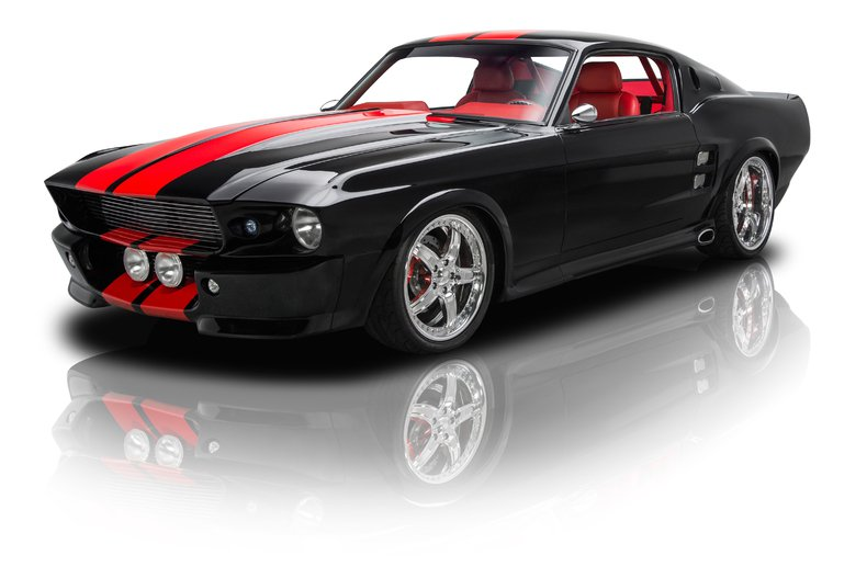 Epically Cool Cars Youll Only See At The Th Annual Palm Beach - Cool cars mustang
