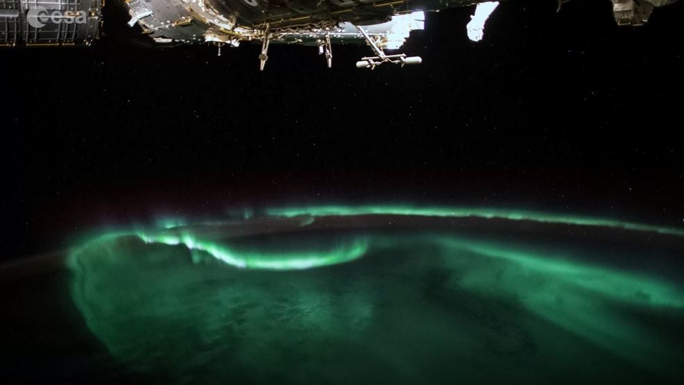 Watch: Astronaut captures stunning video of Northern Lights from space