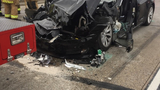 Tesla in Autopilot sped up before Utah crash