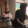 Video shows student hitting teacher at Baltimore high school