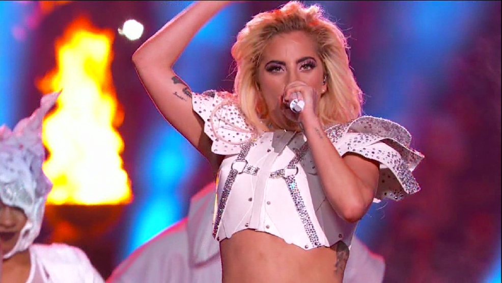 Gallery: Lady Gaga 'really proud' of her Super Bowl performance