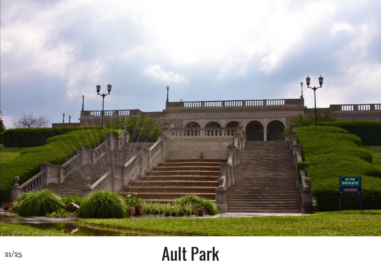 WHAT: Ault Park / WHERE: 3600 Observatory Avenue / Image: Molly Paz / Published: 10.27.16