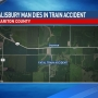 Salisbury man dies in train accident at crossing in Chariton County
