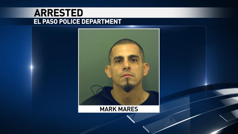 Police arrest man in northeast El Paso on several outstanding
