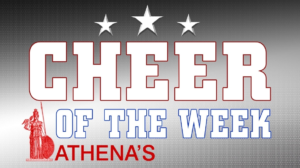 2016 Cheer of the Week - Madonna Blue Dons