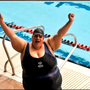 Columbia swimmer gets the gold in Special Olympics