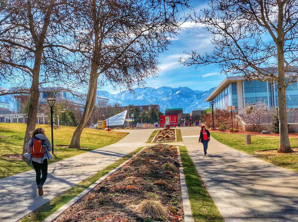 Officials at the University of Utah on Friday said there's no evidence of wrongdoing in Utah but improvements can be made to the admissions process to further safeguard it from bribery.{ } (Photo courtesy of the U of U)