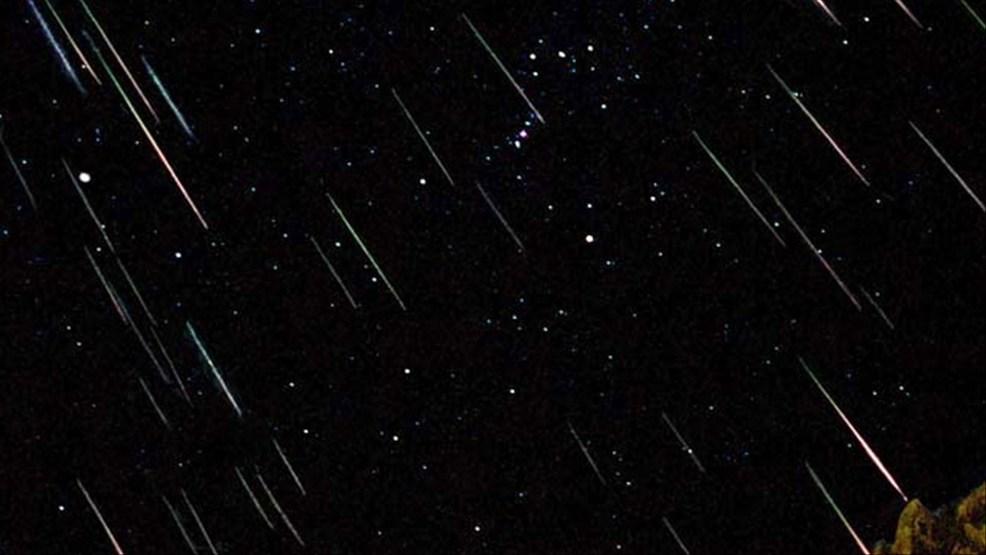 Draconid Meteor Shower Is This Weekend Kfox