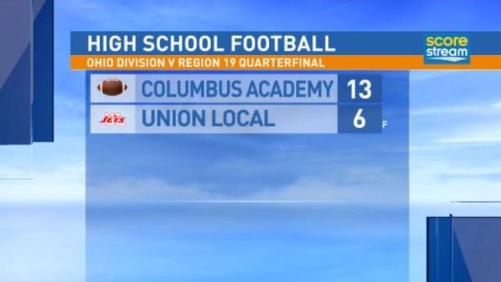 11.3.17: Columbus Academy at Union Local