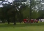 Military helicopter crash on golf course in Maryland.PNG