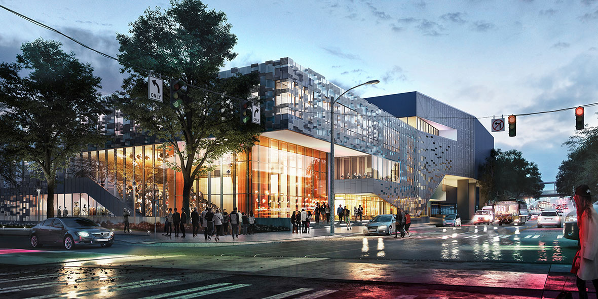 Seattle Opera is looking to expand its reach and unlock opera for a broader audience with the construction of a new production and rehearsal space at the Seattle Center. (Image: Seattle Opera)