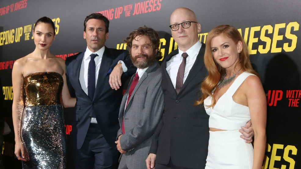 GALLERY | 'Keeping up with the Joneses' premiere