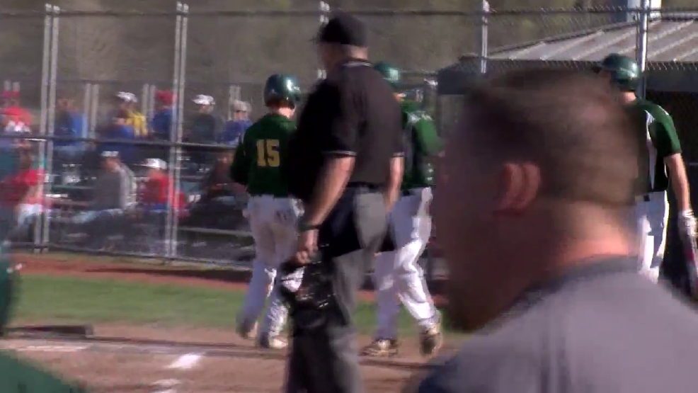 4.12.17 Video- Wheeling Park vs. Brooke- high school baseball