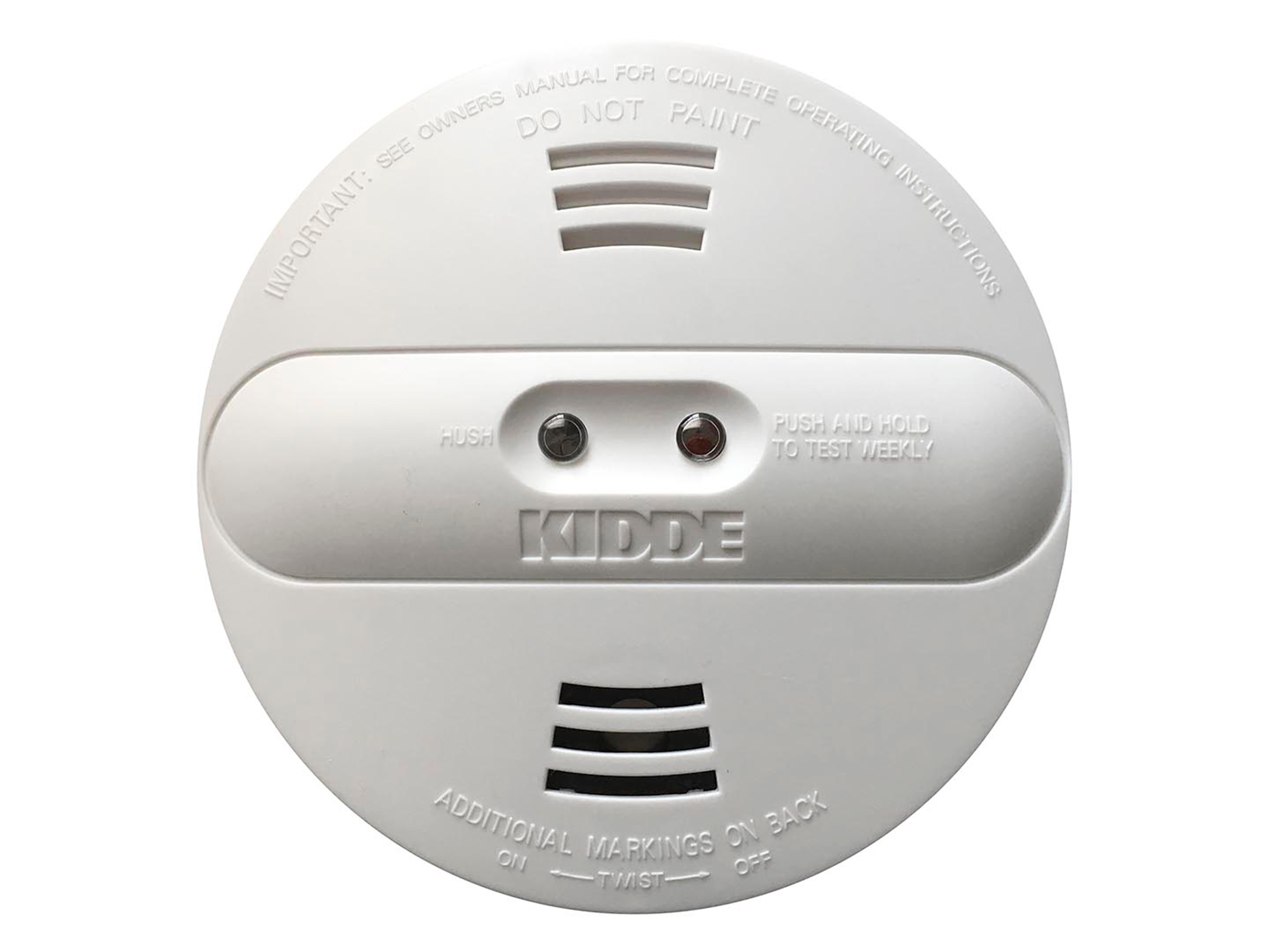 452K dual-sensor smoke alarms sold nationwide recalled. (Consumer Product Safety Commission)