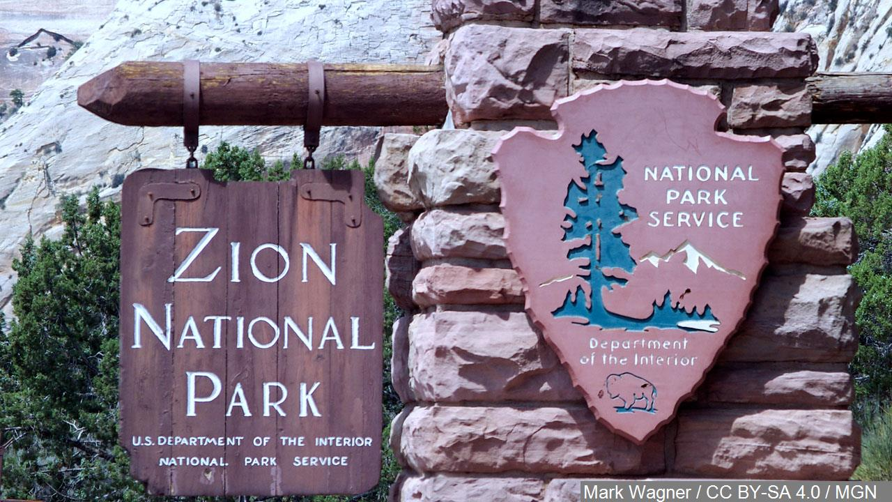 Zion National Park to get $694K for park maintenance work. (Photo: KUTV)